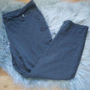 George Plus size gray pants 2x